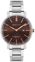 Gant Nashville Miesten kello GT006027 Ruskea/Teräs Ø42 mm