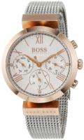 Hugo Boss Sport Naisten kello 1502427 Valkoinen/Teräs Ø34 mm