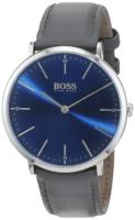 Hugo Boss Modern Miesten kello 1513539 Sininen/Nahka Ø40 mm