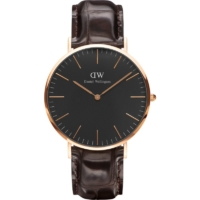 Daniel Wellington Classic Black York  40mm