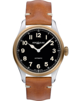 1858 Steel Bronze Automatic 40mm Black Dial