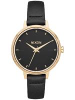 The Medium Kensington Leather keltainen
