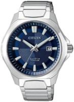 Citizen Titanium Miesten kello AW1540-53L Sininen/Titaani Ø43.5 mm