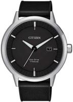 Citizen Titanium Miesten kello BM7420-15E Musta/Kumi Ø41 mm