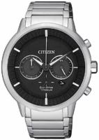 Citizen Titanium Miesten kello CA4400-88E Musta/Titaani Ø42 mm