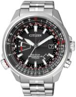 Citizen Promaster Miesten kello CB0140-58E Musta/Titaani Ø49 mm