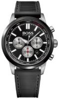 Hugo Boss 99999 Miesten kello 1513186 Musta/Kumi Ø44 mm
