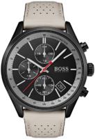 Hugo Boss 99999 Miesten kello 1513562 Musta/Nahka Ø44 mm