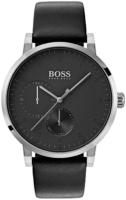 Hugo Boss 99999 Miesten kello 1513594 Musta/Nahka Ø42 mm