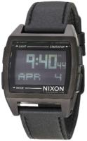 Nixon Base Miesten kello A1181001-00 LCD/Nahka