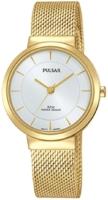 Pulsar Attitude Naisten kello PH8402X2 Valkoinen/Kullansävytetty