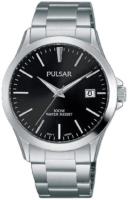 Pulsar Classic Miesten kello PS9451X1 Musta/Teräs Ø38 mm