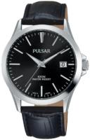 Pulsar Classic Miesten kello PS9457X1 Musta/Nahka Ø38 mm