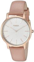 Timex 99999 Naisten kello TW2R85200 Hopea/Nahka Ø34 mm