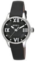 Breil Globe Miesten kello TW0782 Musta/Nahka Ø36 mm
