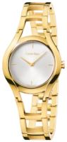 Calvin Klein Classic Naisten kello K6R23526 Hopea/Kullansävytetty