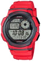 Casio Collection Miesten kello AE-1000W-4AVEF LCD/Muovi Ø43.7 mm