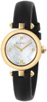 Gucci Diamantissima Naisten kello YA141505 Valkoinen/Nahka Ø27 mm
