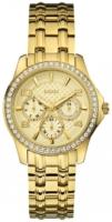 Guess Mini Naisten kello W0403L2 Kullattu/Kullansävytetty teräs
