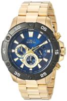 Invicta Pro Diver Miesten kello 24585 Sininen/Kullansävytetty teräs