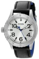 Nixon 99999 Naisten kello A4672184-00 Hopea/Nahka Ø38 mm