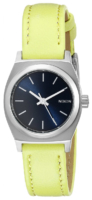 Nixon The Time Teller Naisten kello A5092080-00 Sininen/Nahka