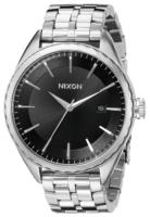 Nixon 99999 Naisten kello A934000-00 Musta/Teräs Ø39 mm