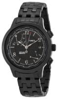 Timex Intelligent Miesten kello T2N614 Musta/Teräs Ø43 mm