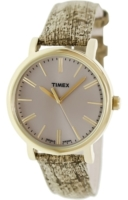 Timex 99999 Naisten kello T2P173 Beige/Nahka Ø38 mm