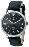 Timex Premium Collection T2P219AB Musta/Nahka Ø42 mm