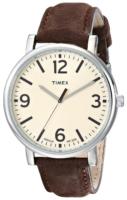 Timex Classic T2P526AB Beige/Nahka Ø42 mm