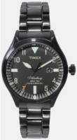 Timex 99999 Miesten kello TW2R25200 Musta/Teräs Ø40 mm
