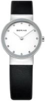 Bering Classic Naisten kello 10126-400 Valkoinen/Nahka Ø26 mm