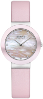 Bering Ceramic Naisten kello 11429-684 Pinkki/Satiini Ø29 mm