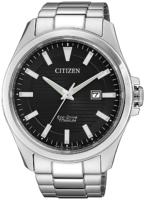 Citizen Eco Drive 180 Miesten kello BM7470-84E Musta/Titaani Ø43 mm