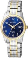 Citizen Elegance Naisten kello EU6004-56L Sininen/Kullansävytetty