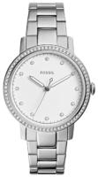 Fossil 99999 Naisten kello ES4287 Valkoinen/Teräs Ø35 mm
