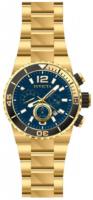 Invicta Pro Diver Miesten kello 80245 Sininen/Kullansävytetty teräs