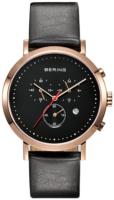 Bering Classic Naisten kello 10540-462 Musta/Nahka Ø40 mm
