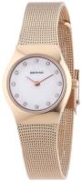 Bering Classic Naisten kello 11923-366 Valkoinen/Punakultasävyinen