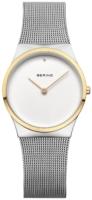 Bering Classic Naisten kello 12130-014 Valkoinen/Teräs Ø30 mm