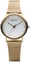 Bering Classic Naisten kello 13426-334 Valkoinen/Kullansävytetty