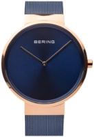 Bering Classic Miesten kello 14539-367 Sininen/Teräs Ø39 mm