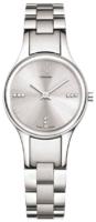 Calvin Klein Basic Naisten kello K4323120 Hopea/Teräs Ø28 mm