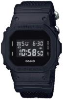 Casio G-Shock Miesten kello DW-5600BBN-1ER LCD/Tekstiili
