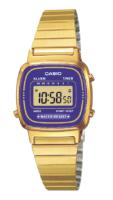 Casio Casio Collection Naisten kello LA670WEGA-6EF Kullansävytetty