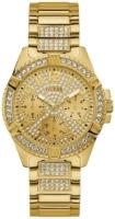 Guess Frontier Naisten kello W1156L2 Kristalleilla/Kullansävytetty
