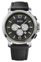 Hugo Boss Chronograph Miesten kello 1512455 Musta/Kumi Ø40 mm