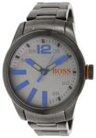 Hugo Boss Paris Miesten kello 1513060 Hopea/Teräs Ø44 mm