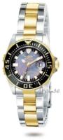 Invicta Pro Diver Naisten kello 2960 Valkoinen/Kullansävytetty
